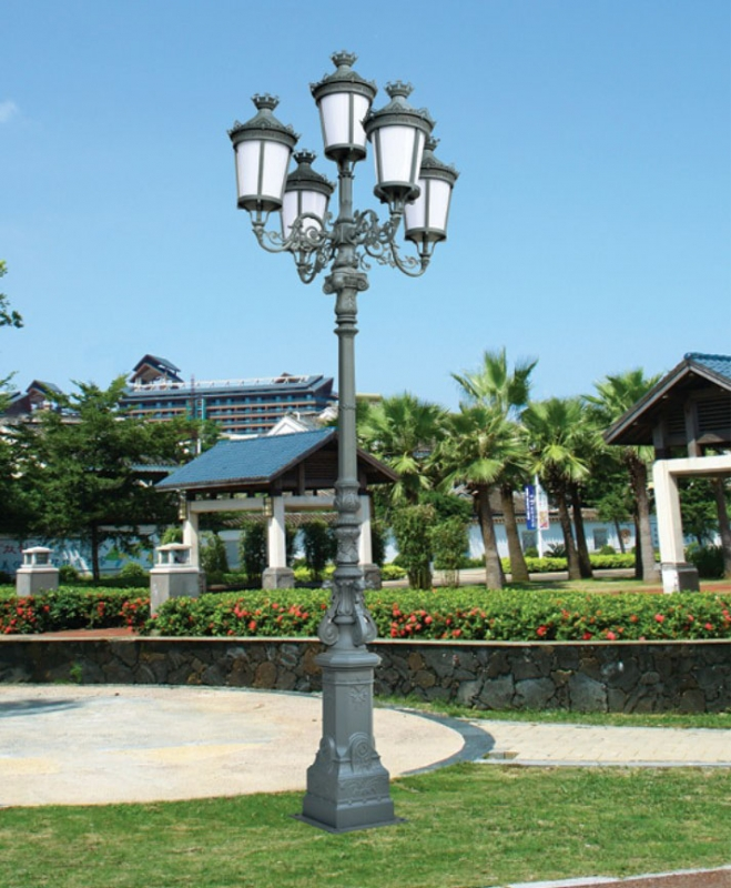 浙江庭院灯9