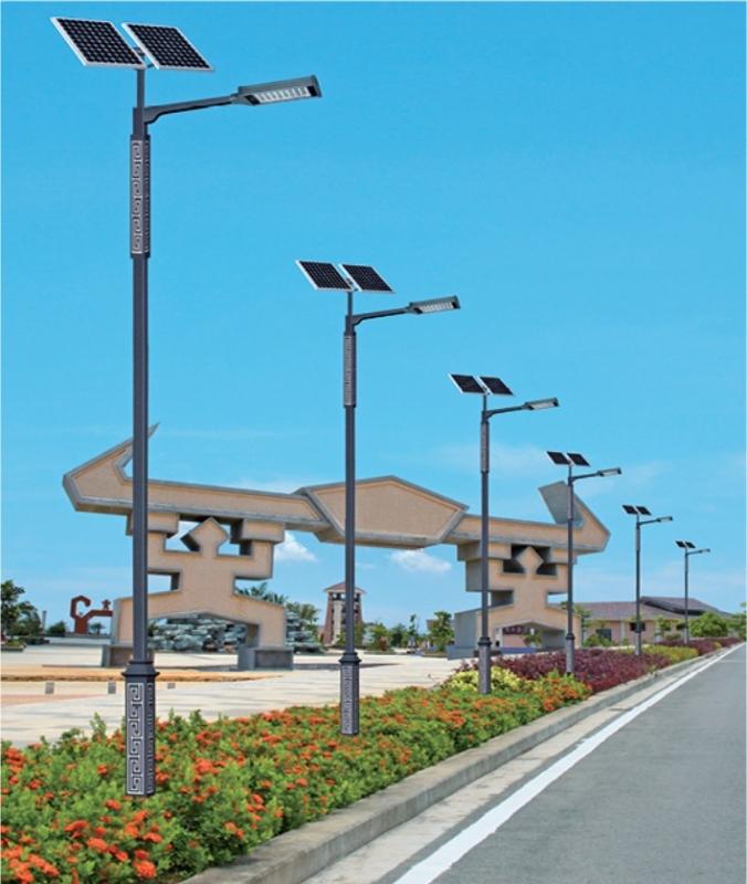 led太阳能路灯工厂解析太阳能路灯防雨问题