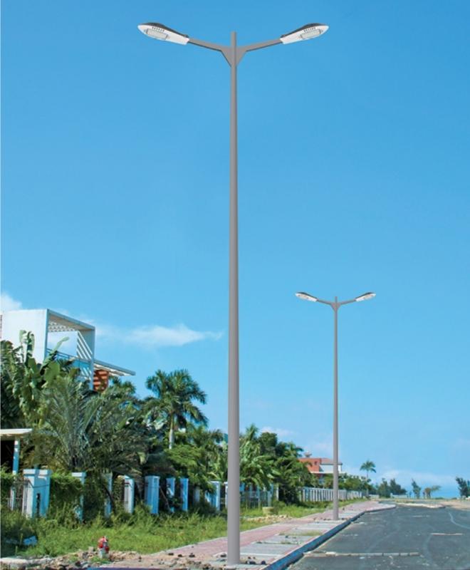 影响led太阳能路灯照明效果的重要因素
