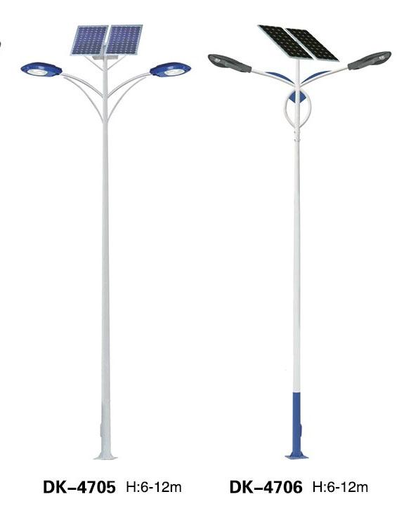 led太阳能路灯有比较好的节能效果